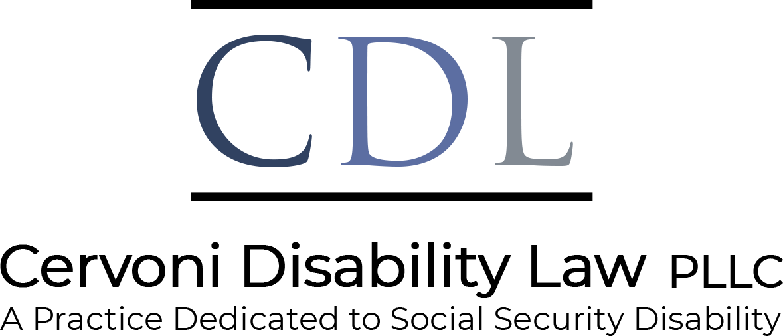 Cervoni disability law pllc