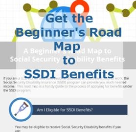 Get the Beginner's Road Map to SSDI
